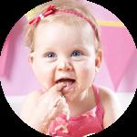 Lekkere Giant Cupcake fotografie