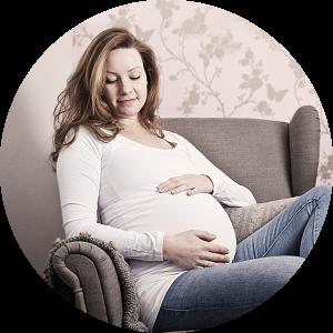 Lifestyle zwangerschap fotografie